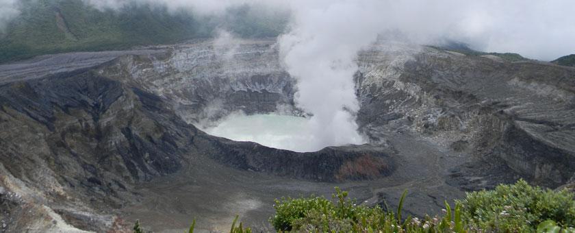 Atractii Poas Costa Rica - vezi vacantele