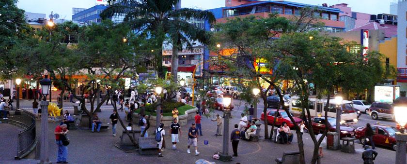 Atractii San Jose Costa Rica - vezi vacantele