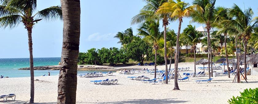 Plaja Varadero, Cuba Poza realizata de Alexandra Parvu, Iunie 2013