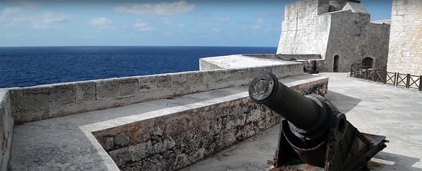 Castillo del Morro Cuba