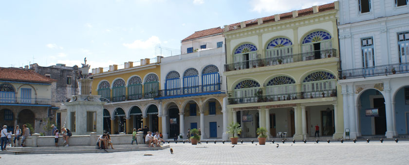 Atractii Habana Vieja Cuba - vezi vacantele