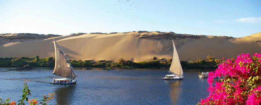 Circuit de grup cu insotitor - Croaziera pe Nil, aprilie 2021