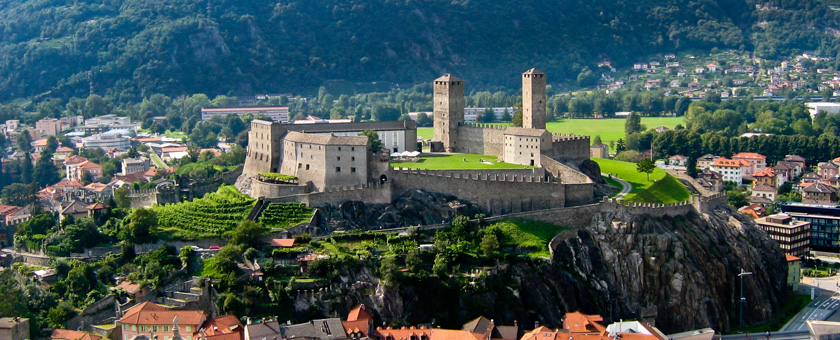 Atractii Bellinzona Elvetia - vezi vacantele