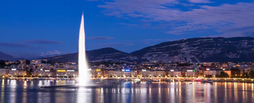 Atractii Geneva Elvetia - vezi vacantele