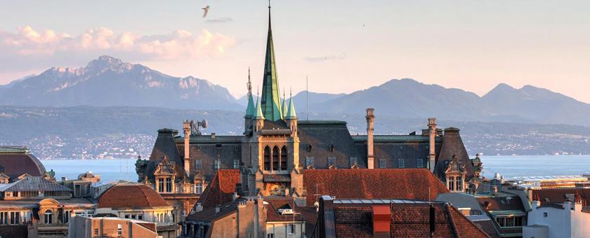 Atractii Lausanne Elvetia - vezi vacantele