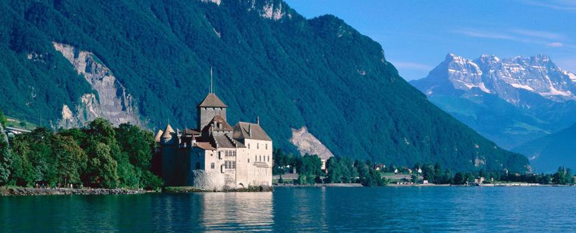 Atractii Montreux Elvetia - vezi vacantele