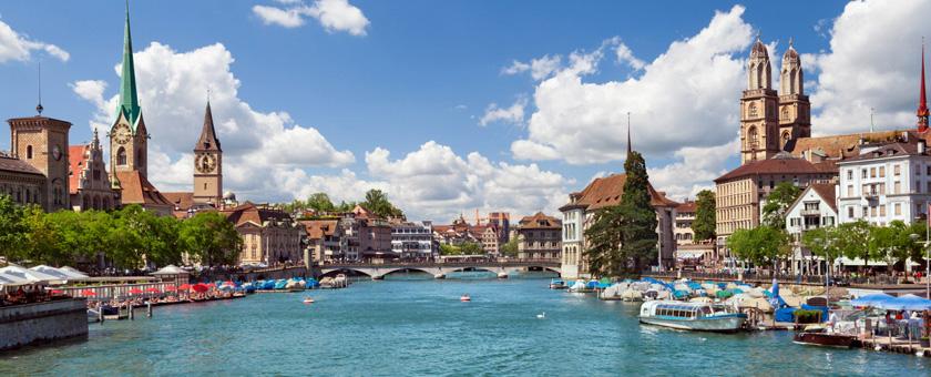 Atractii Zurich Elvetia - vezi vacantele