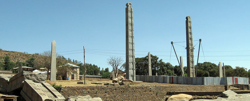 Atractii Axum Etiopia - vezi vacantele