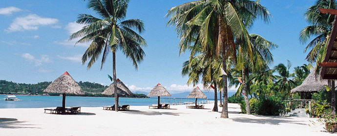 Best beaches Filipine