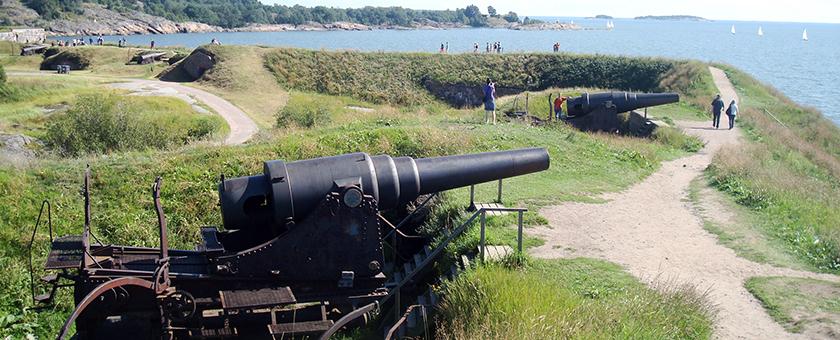 Atractii Fortareata Suomenlinna Finlanda - vezi vacantele