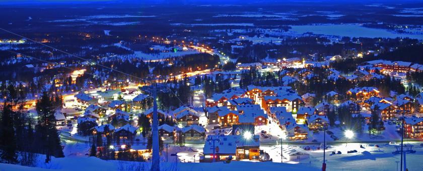 Atractii Levi Finlanda - vezi vacantele