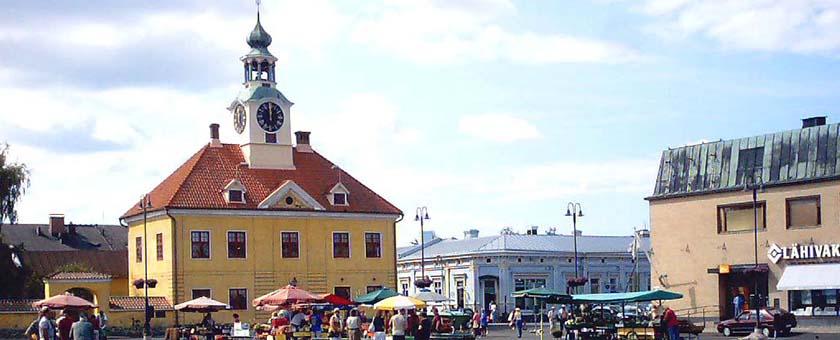 Atractii Rauma Finlanda - vezi vacantele