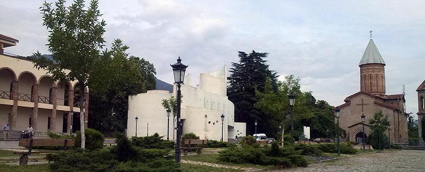Atractii Kvareli Georgia - vezi vacantele