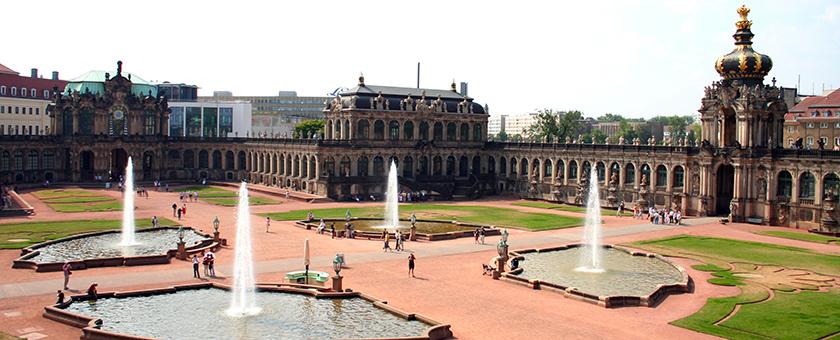 Atractii Dresda Germania - vezi vacantele