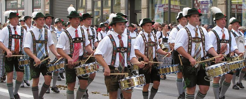 Atractii Oktoberfest Germania - vezi vacantele
