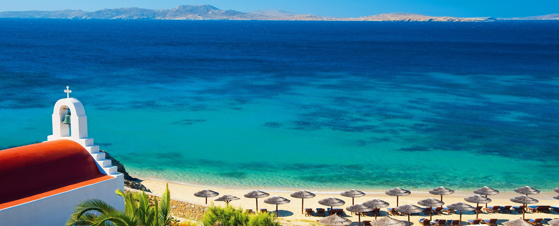Sejur Charter Mykonos Grecia 8 zile - septembrie 2021