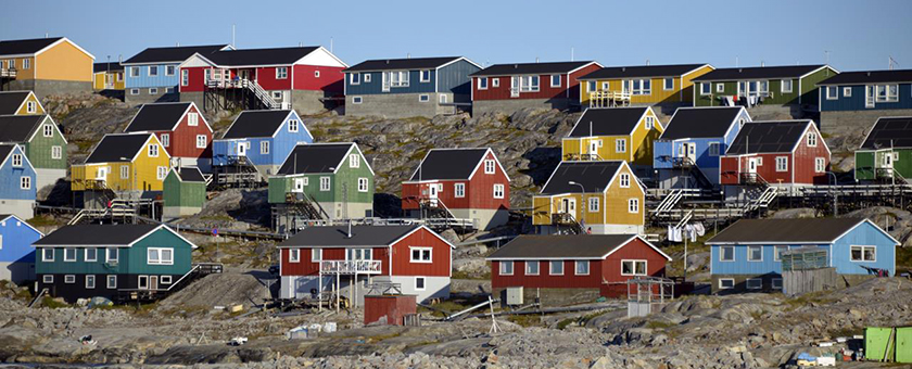Atractii Aasiaat Groenlanda - vezi vacantele