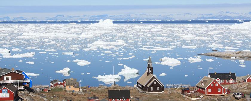 Atractii Ilulissat Groenlanda - vezi vacantele