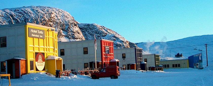 Atractii Kangerlussuaq Groenlanda - vezi vacantele