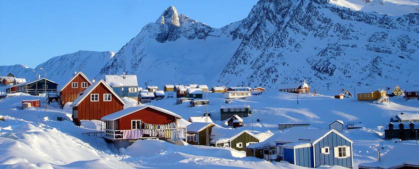 Atractii Kulusuk Groenlanda - vezi vacantele