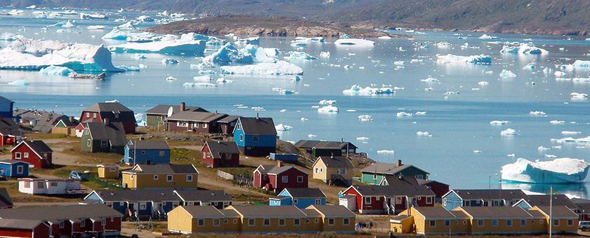 Atractii Narsaq Groenlanda - vezi vacantele