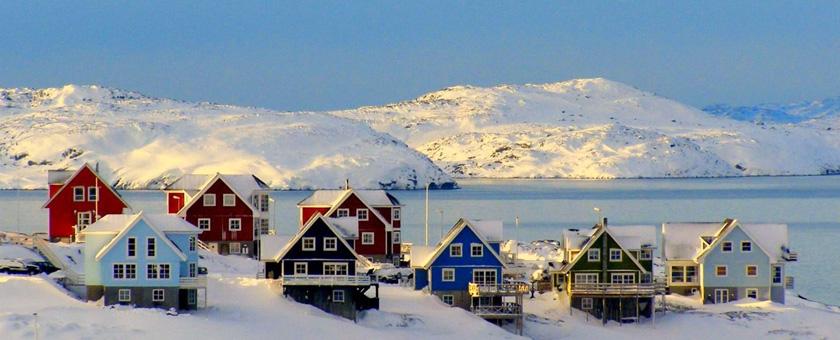 Atractii Nuuk Groenlanda - vezi vacantele