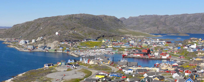 Atractii Qaqortoq Groenlanda - vezi vacantele