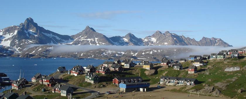 Atractii Tasiilaq Groenlanda - vezi vacantele