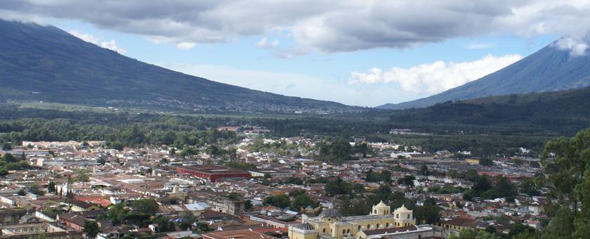 Atractii Antigua Guatemala - vezi vacantele