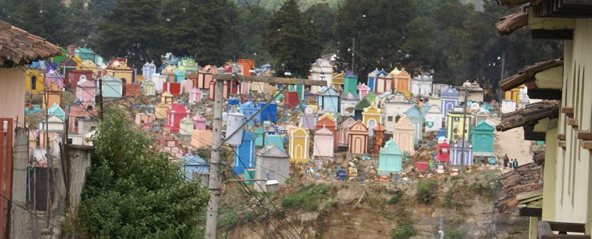 Atractii Chichicastenango Guatemala - vezi vacantele