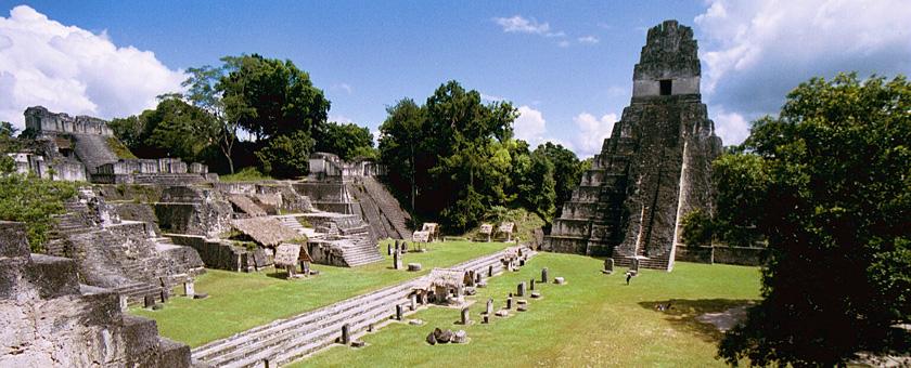 Atractii Tikal Guatemala - vezi vacantele