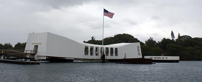 Atractii Pearl Harbor & USS Arizona Memorial Hawaii - vezi vacantele