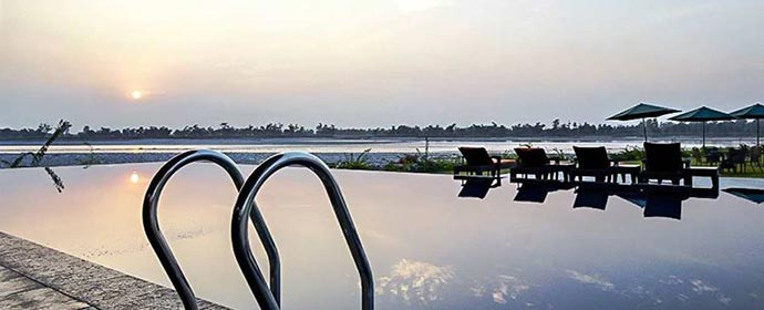 India Wellness & Spa - Aalia on the Ganges Resort
