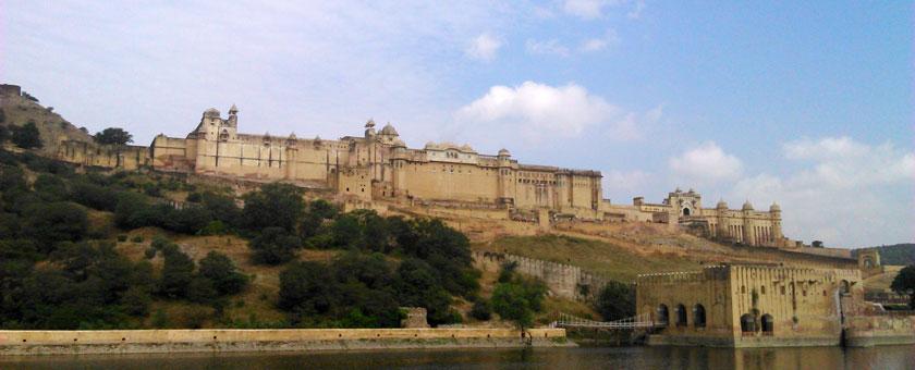 Fortul Amber, Jaipur, India Poza realizata de Alexandra Negru, septembrie 2015