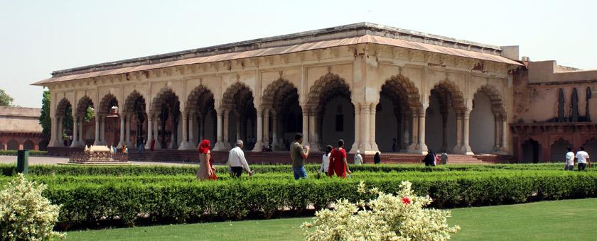 Atractii Agra India - vezi vacantele
