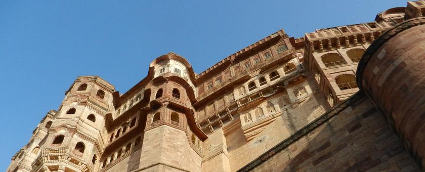 Atractii Fortul Mehrangarh India - vezi vacantele