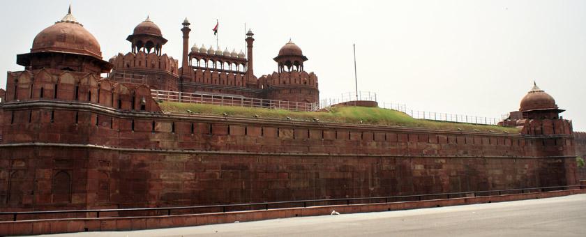Atractii Fortul Rosu India - vezi vacantele