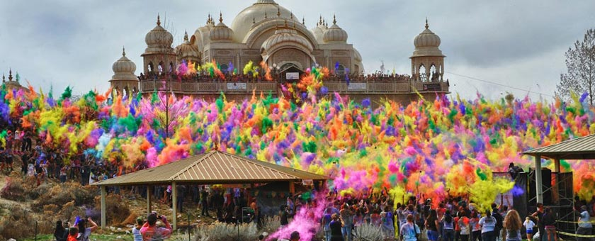 Holi - Festivalul Culorilor in India 9 zile - martie 2017