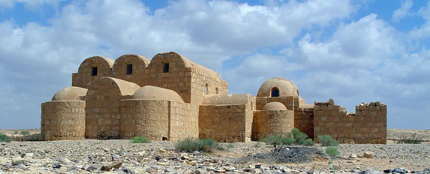 Atractii Castelul Amra Iordania - vezi vacantele