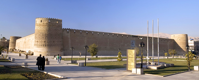 Atractii Fortareata Arg-e Karim Khan Iran - vezi vacantele