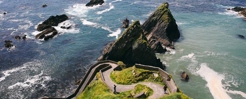 Atractii Dunquin Irlanda - vezi vacantele