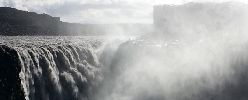 Atractii Cascada Dettifoss Islanda - vezi vacantele
