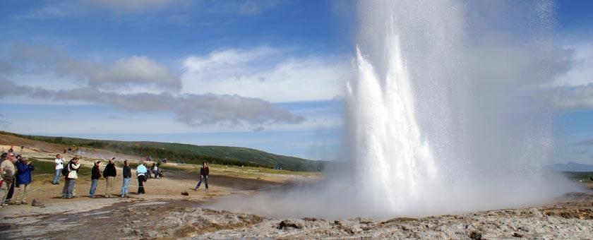 Atractii Geysir Islanda - vezi vacantele