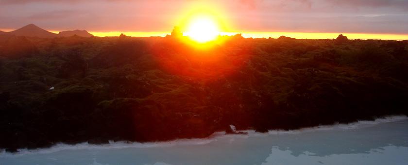 Atractii Laguna Albastra Islanda - vezi vacantele