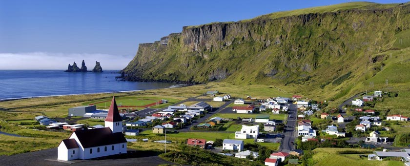 Atractii Vik Islanda - vezi vacantele