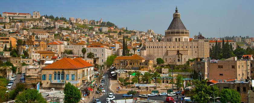 Atractii Nazaret Israel - vezi vacantele