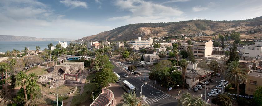 Atractii Tiberias Israel - vezi vacantele