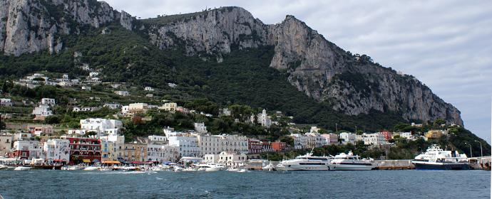 Atractii Capri Italia - vezi vacantele