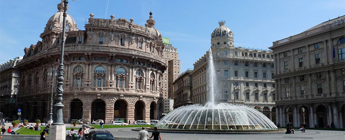 Atractii Genova Italia - vezi vacantele