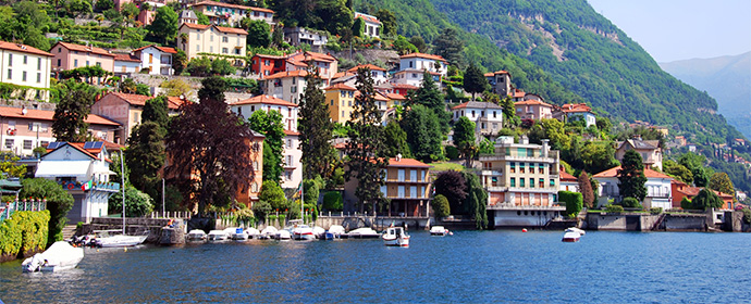 Atractii Lacul Como Italia - vezi vacantele